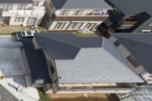 高級シリコン屋根塗装