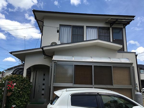 松本市  外壁塗装&屋根塗装 N様の声