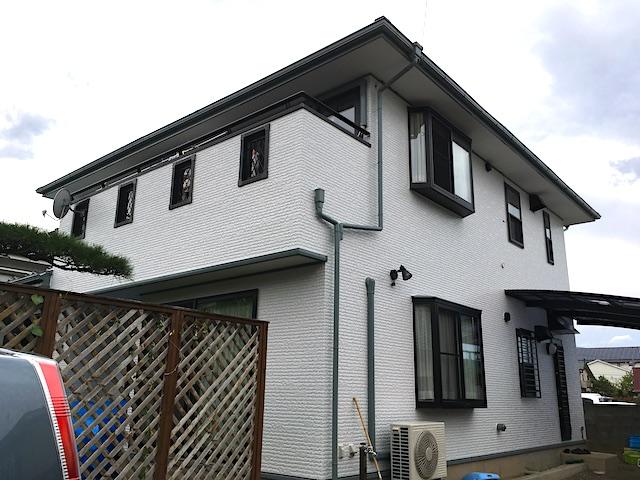 松本市 外壁塗装&屋根塗装  K様の声