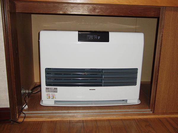 松本市 K様邸 暖房機設置