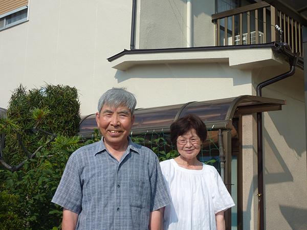 松本市  外壁塗装&屋根塗装 U様の声