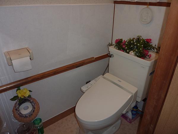 松本市 外壁塗装&屋根塗装 Y様邸 トイレ内装改修