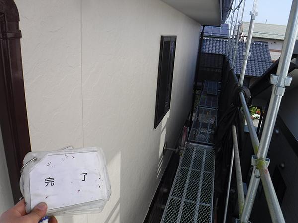 山形村  外壁塗装&屋根塗装 S様邸