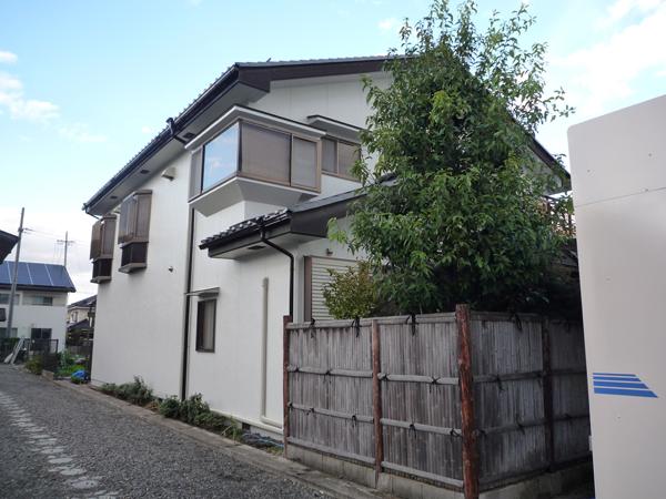 長野県松本市 外壁塗装・屋根塗装・付帯部塗装 K様邸