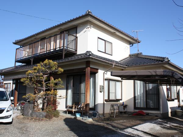 長野県松本市 外壁塗装・屋根塗装 H様邸