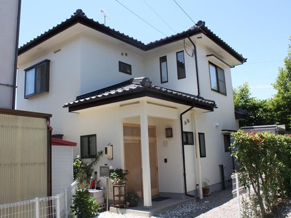 松本市 外壁塗装&屋根塗装 S様邸