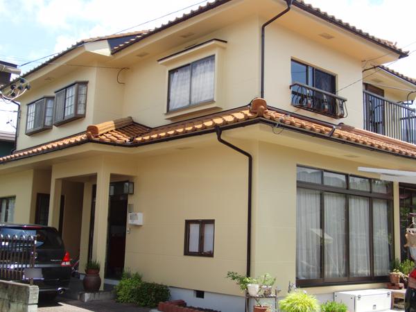 松本市 外壁塗装&屋根塗装 H様邸