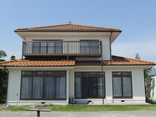 松本市 外壁塗装&屋根塗装 W様邸