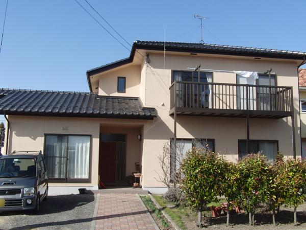 長野県松本市 外壁塗装・屋根塗装・付帯部塗装 M様邸
