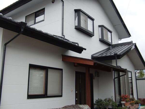 松本市 外壁塗装&屋根塗装 A様邸