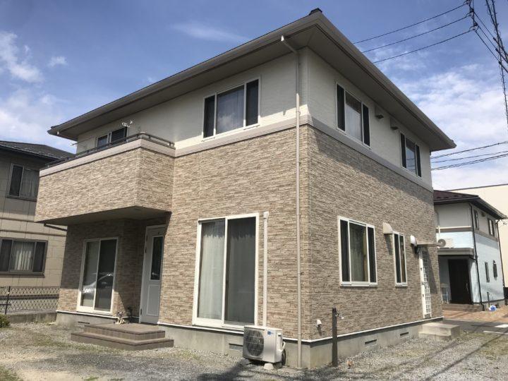 長野県松本市 外壁塗装・屋根塗装・付帯部塗装 S様邸