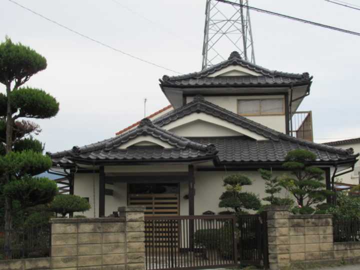 長野県松本市 外壁塗装・屋根塗装・付帯部塗装・樋交換 M様邸