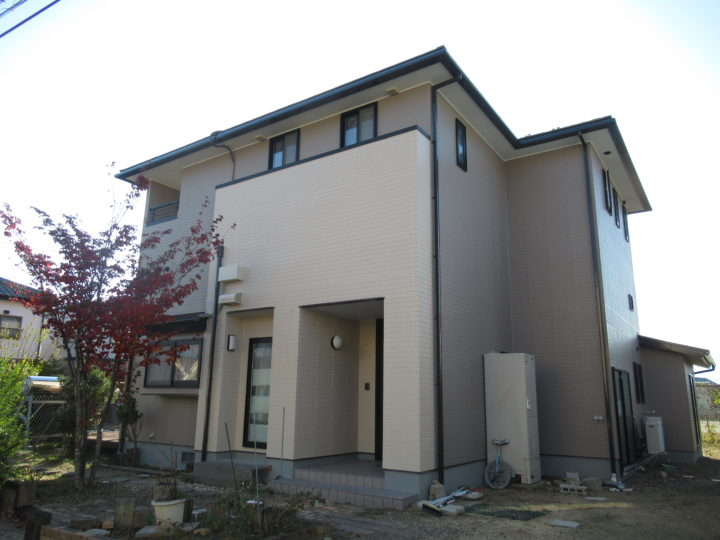 長野県松本市 外壁塗装&屋根塗装 Y様邸