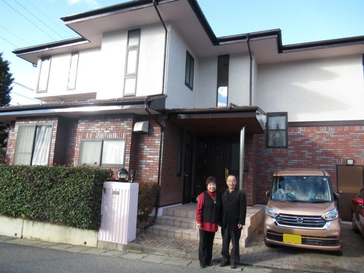 長野県松本市 外壁塗装・屋根塗装・付帯部塗装 F様邸