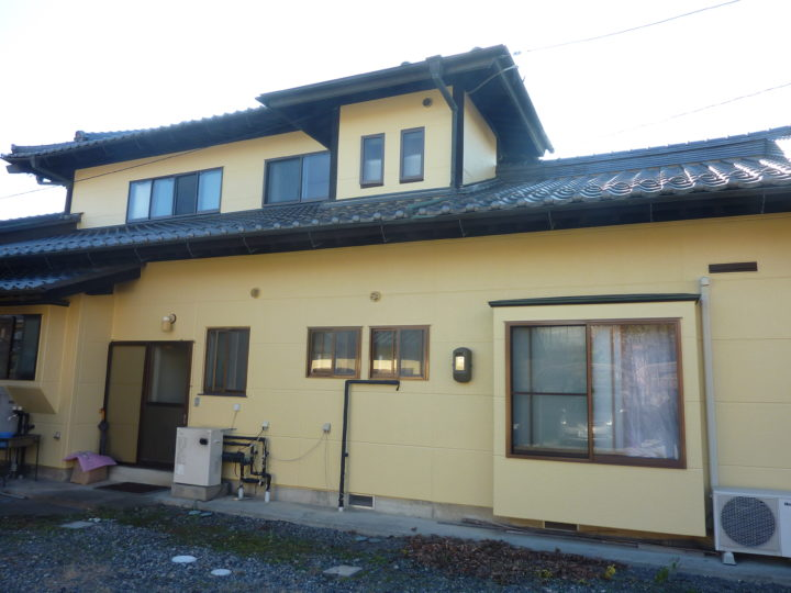 長野県松本市外壁塗装&付帯部塗装 T様