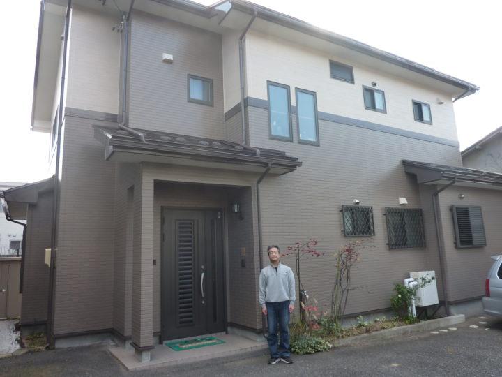 長野県松本市外壁塗装&屋根塗装 T様邸