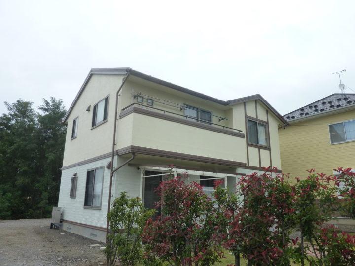 長野県松本市 外壁塗装・屋根塗装・付帯部塗装