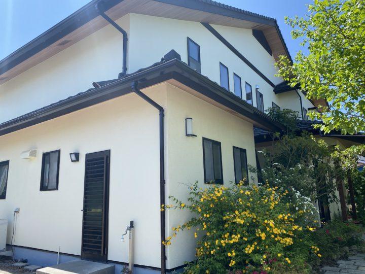 長野県中信エリア 外壁塗装・木部塗装 O様邸