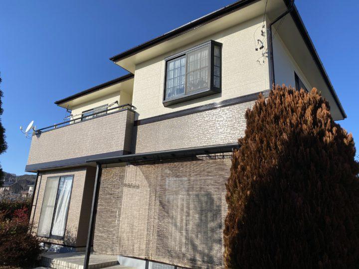 長野県松本市 外壁・屋根・付帯部塗装・ベランダ防水