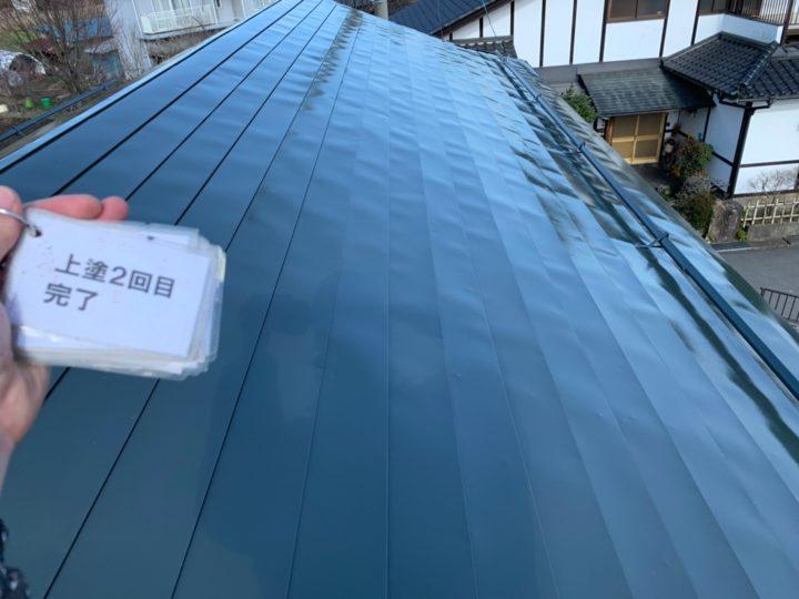 長野県松本市 屋根塗装 N様邸
