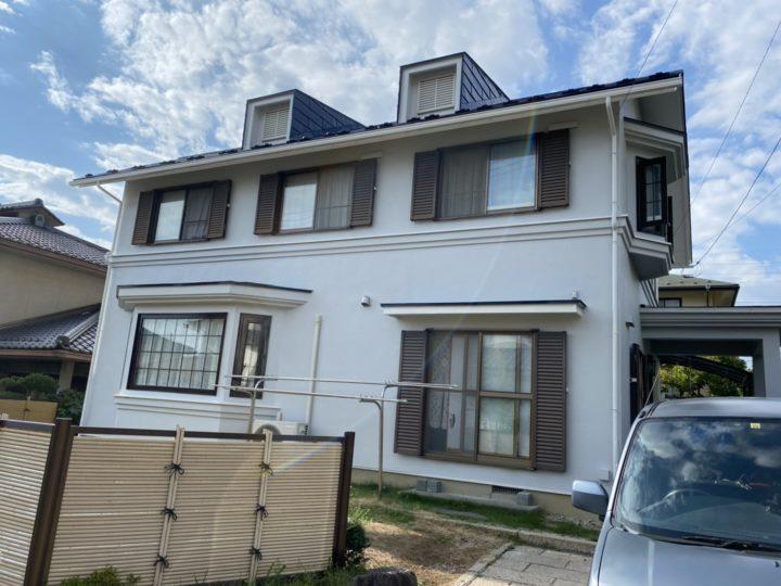長野県 松本市 K様邸 外部リフォーム工事