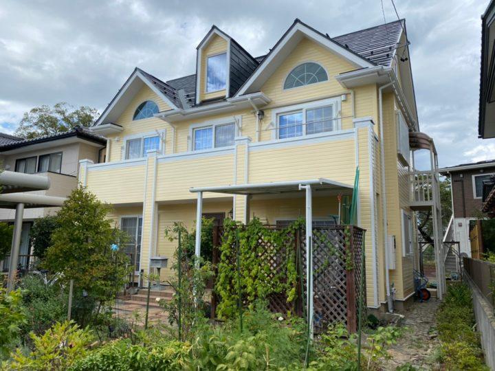 長野県松本市 T様邸 外壁塗装・屋根塗装工事
