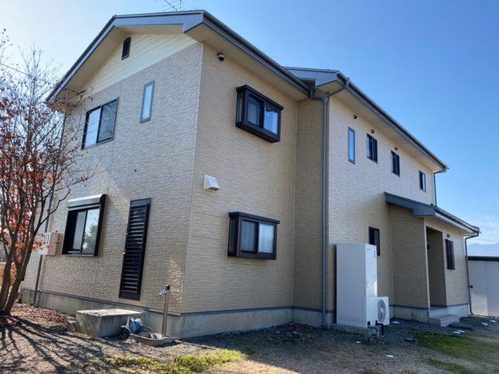 長野県松本市 K様邸 外壁塗装・屋根塗装工事