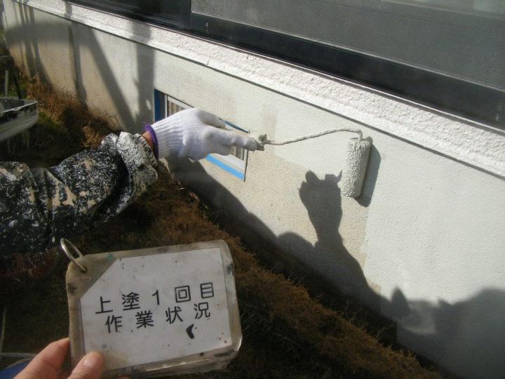 松本市 外壁塗装