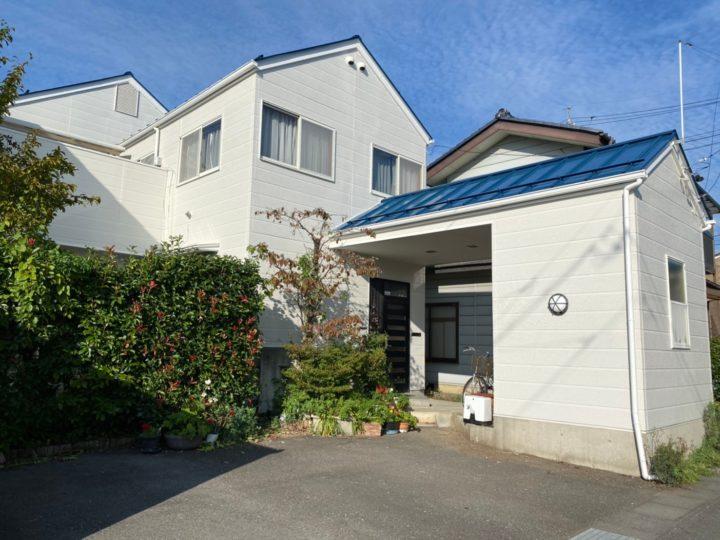 長野県松本市M様邸 外壁塗装・屋根塗装・付帯部塗装工事