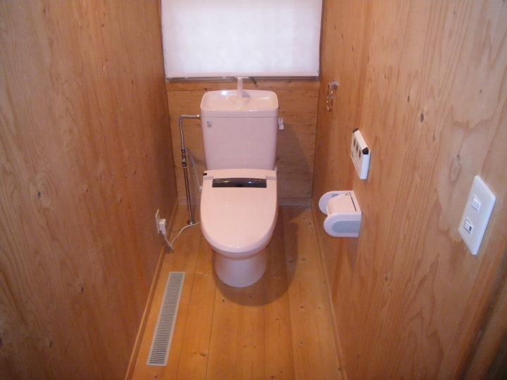 【トイレ改修】施工前