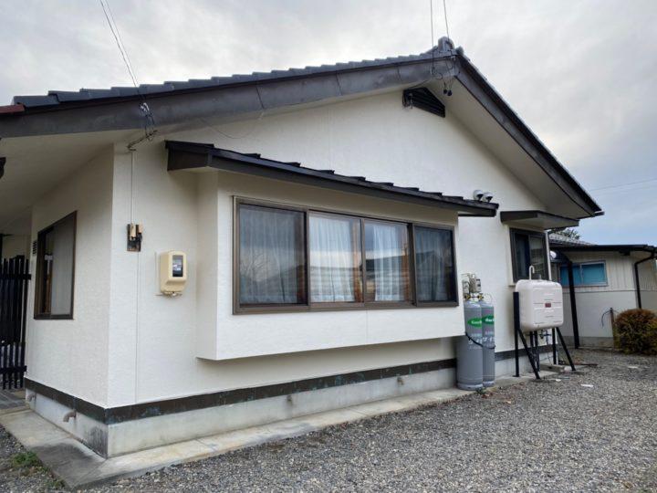 長野県松本市A様邸 外壁塗装・屋根塗装・付帯部塗装工事
