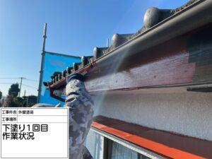 安曇野市 外壁塗装