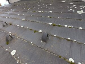 屋根修繕 スレート瓦