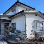 長野県安曇野市外壁塗装