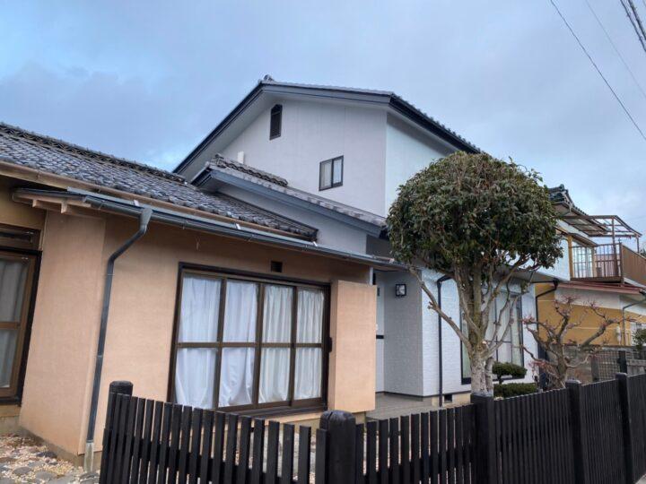 長野県松本市 S様邸 外壁塗装