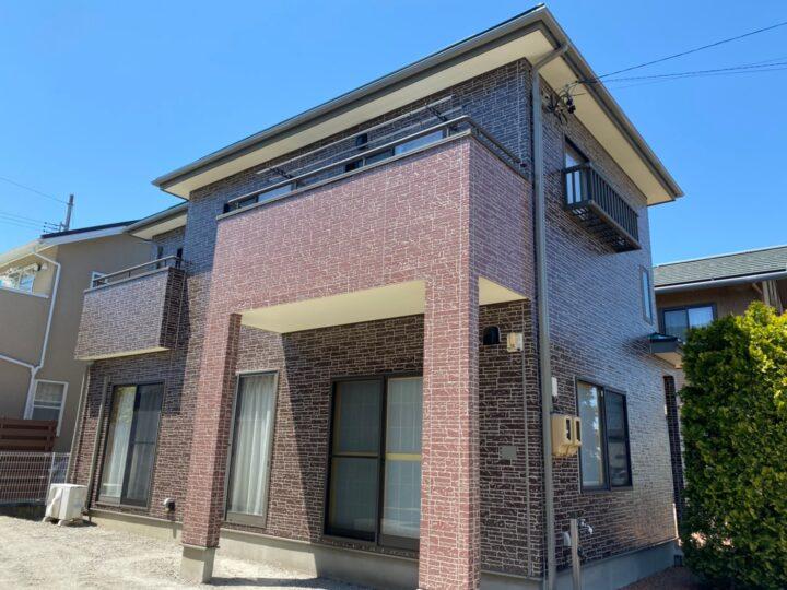 長野県安曇野市 М様邸 外壁塗装・屋根塗装・ベランダ防水