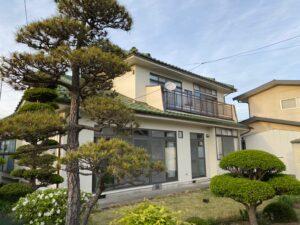 長野県塩尻市 N様邸 外壁塗装