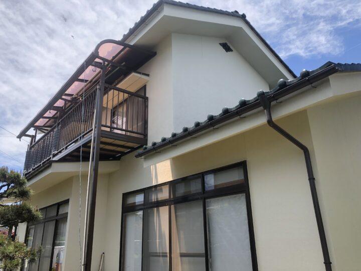 長野県松本市 F様邸 外壁塗装・屋根塗装