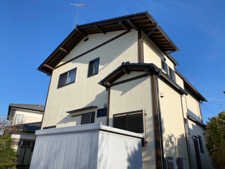 長野県松本市 外壁塗装・鉄柱塗装